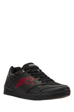 Черные кроссовки с логотипом Plein Sport 1954118914
