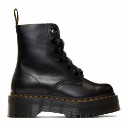 Dr. Martens Black Ribbon Molly Boots 192399F11305106GB