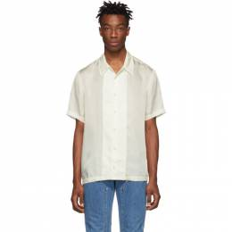 Helmut Lang White Casual Fit Shirt 191154M19200503GB