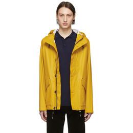 Stutterheim Yellow Stockholm Raincoat 191924M18000204GB
