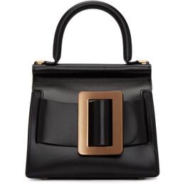 Boyy Black Karl 19 Top Handle Bag KARL 19