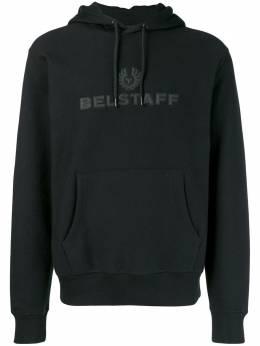 Belstaff толстовка с капюшоном и логотипом 71130459J61A0120