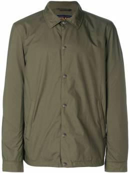 Woolrich куртка-рубашка прямого кроя WOCPS2658RY05