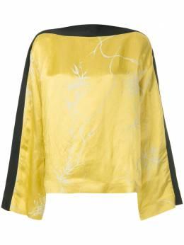 Haider Ackermann 'Dianthus' blouse 1845804134029