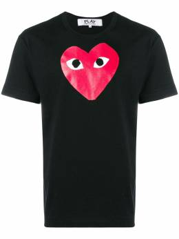 Comme Des Garcons Play футболка 'Play' P1T112