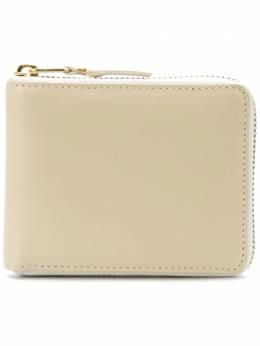 Comme Des Garcons Wallet классический кошелек на молнии SA7100