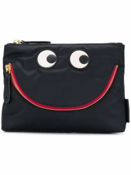 Anya Hindmarch клатч 'Happy Eyes' 100991