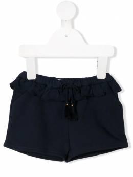 Chloé Kids - шорты с оборками на поясе 93985993669866000000