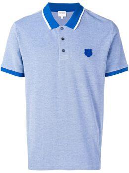 Kenzo рубашка-поло с короткими рукавами F955PO0424BB