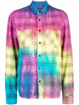 Amiri - рубашка в клетку SBTDY933959380000000