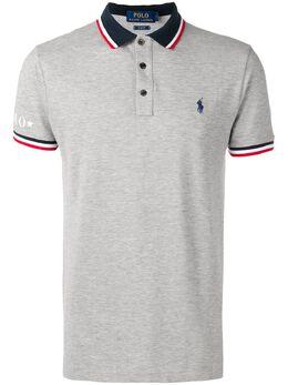 Polo Ralph Lauren рубашка-поло с полосками 710753174