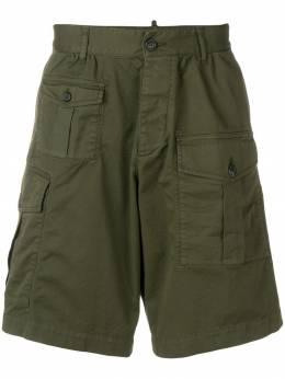 Dsquared2 - шорты карго с карманами MU6595S5953093856586