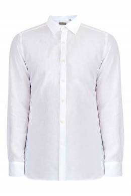 Рубашка из фактурной ткани Canali 1793126712