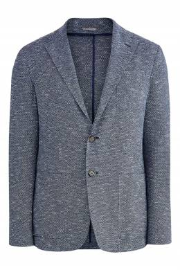 Серый пиджак Canali 1793126801