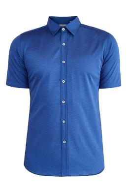 Рубашка с короткими рукавами Canali 1793126715