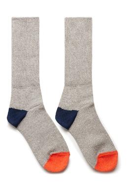 Высокие серые носки Anonymousism 2878127611