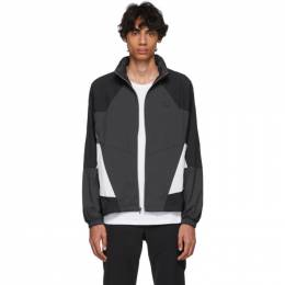 Nike Grey NSW Re-Issue HD Jacket 192011M18000204GB