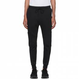 Nike Black Tech Pack Lounge Pants 192011M19000305GB
