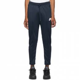 Nike Navy Soccer Track Pants 192011M19000403GB