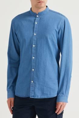 Джинсовая рубашка Hugo Boss 622129505