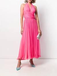 A.N.G.E.L.O. Vintage Cult - платье 1960-х годов с вырезом халтер 66695668903000000000