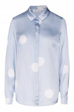 Шелковая рубашка Alexander Terekhov 74131075