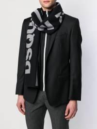 Dsquared2 - вязаный шарф с логотипом 669365M6965693966638
