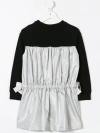 Fendi Kids - платье-футболка с принтом 90595N90355690000000
