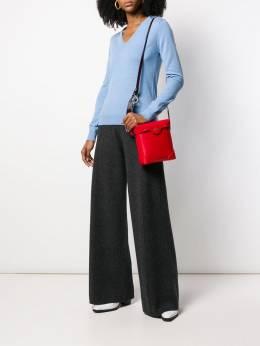 Manu Atelier - каркасная сумка на плечо 38339569339500000000