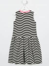 Fendi Kids - платье с принтом 699ST399985639000000