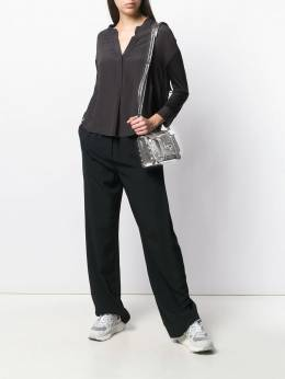 Michael Michael Kors - маленькая сумка через плечо Manhattan 9MNCM9M9569569800000