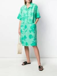 A.N.G.E.L.O. Vintage Cult - платье-рубашка 1980-х годов с цветочным принтом E056A956695960000000