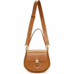 Chloe Brown Large Tess Bag 192338F04803401GB