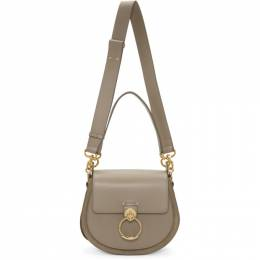Chloe Grey Large Tess Bag 192338F04803501GB