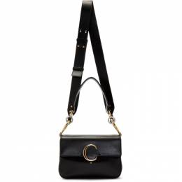 Chloe Black Small Chloe C Double Carry Bag 192338F04805601GB