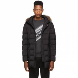 Herno Black Down Il Parka Parka 192829M17801101GB