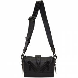 Kenzo Black Mini Kalifornia Shoulder Bag 192387F04800301GB