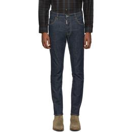 Dsquared2 Blue Skater Jeans 192148M18600101GB