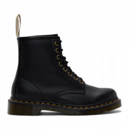 Dr. Martens Black Vegan 1460 Boots 192399M25500902GB