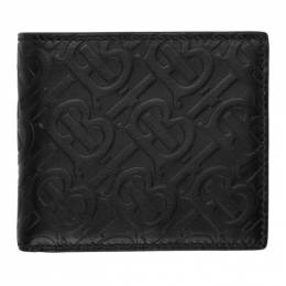 Burberry Black Monogram International Wallet 8017645