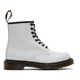 Dr. Martens White 1460 Boots R11822100