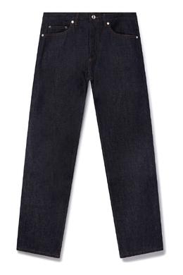 Джинсы темно-синего цвета A.P.C. 755134137