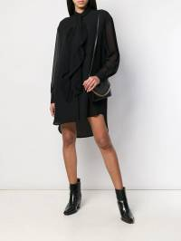 Givenchy - платье с оборками 6C696R59360590600000