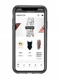 Dolce&Gabbana - чехол для iPhone XR с металлическим логотипом 596AZ660959305000000