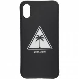 Palm Angels Black Palm Icon iPhone X Case 192695M15300301GB