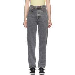 Isabel Marant Etoile Grey Corsyj Jeans 192599F06900203GB