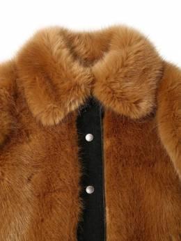 Куртка Из Искусственного Меха Stella McCartney Kids 70I6SH007-MjM2NA2