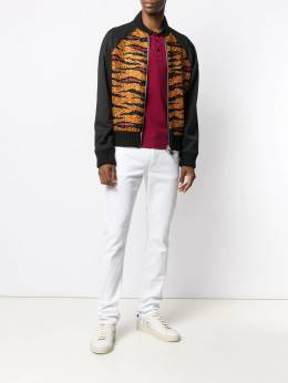 Just Cavalli - куртка-бомбер с вышивкой AM6065N3559395605033
