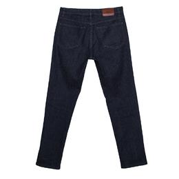 Z Zegna Indigo Dark Wash Classic Denim Slim Fit Jeans S