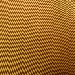 Hermes Vintage Mustard Yellow Two Tone Silk Traditional Tie 142788